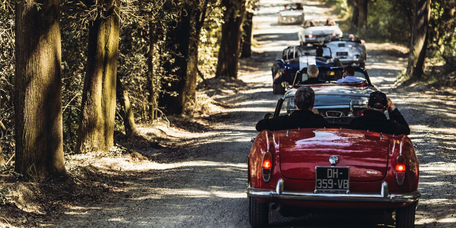Classic Car Driving Tour of Europe